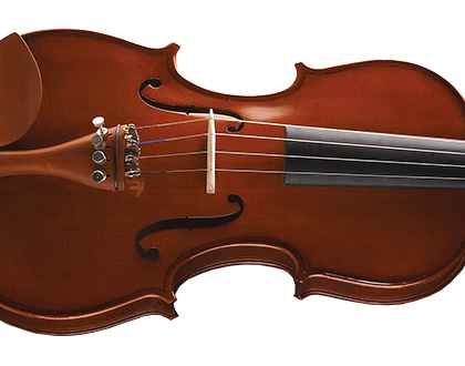 Violino Michael VNM36 3/4 ?Maple Flame Series
