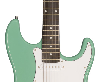 GUITARRA STRATO MICHAEL STANDARD GM217N LG ? LIGHT GREEN