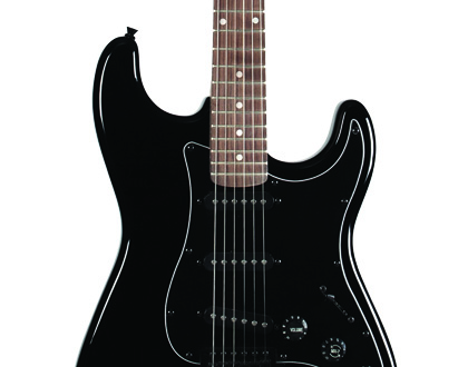 GUITARRA ST MICHAEL ADVANCED GM227 MBA- METALLIC ALL BLACK ? PRETA